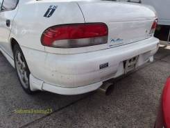 Бампер. Subaru Impreza WRX STI, GC8, GF8
