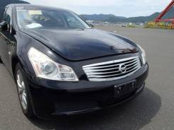 Бампер. Infiniti G37, V36 Nissan Skyline, V36, KV36, PV36, NV36 Двигатели: VQ37VHR, VQ25HR, VQ35HR