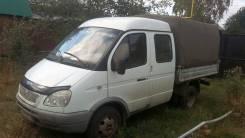 """ГАЗ 33023. Продается Газель 33023 """"Фермер"""", 2 400 куб. см., 1 500 кг."""