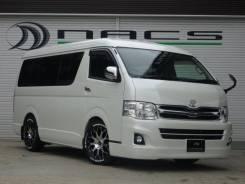 Toyota Hiace. автомат, передний, 2.7, бензин, 35 000 тыс. км, б/п. Под заказ