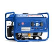 Генератор MasterYard MG 2200R (2,2кВт/2,0кВт, 4-такт, руч.старт, 15ч работы, 12В, 45кг)
