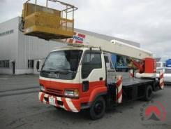 Isuzu Forward. (Juston) автовышка SK260, 28 метров от земли, 28 м. Под заказ