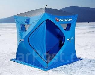 Палатки зимние.