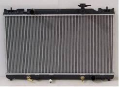 Радиатор охлаждения двигателя. Toyota Camry, ACV31, ACV30, ACV35 Toyota Solara, ACV30 Двигатели: 2AZFE, 1AZFE
