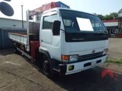 Nissan Diesel Condor. Nissan Diesel Atlas(Condor) 4т борт-кран. Поставляем на заказ из Японии, 4 600куб. см., 3 000кг., 4x2. Под заказ