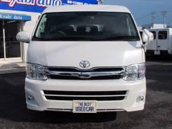 Toyota Hiace. автомат, передний, 2.7, бензин, 32 625 тыс. км, б/п. Под заказ