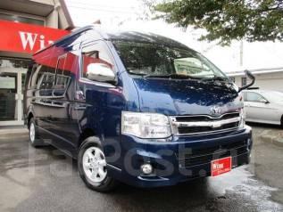 Toyota Hiace. автомат, передний, 2.7, бензин, 53 000 тыс. км, б/п. Под заказ