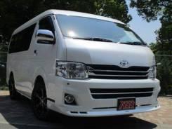 Toyota Hiace. автомат, передний, 2.7, бензин, 63 000 тыс. км, б/п. Под заказ
