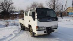 Isuzu Elf. Продам грузовик 4WD, 3 100 куб. см., 1 700 кг.