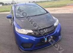 Обвес кузова аэродинамический. Honda Fit, GK5, GK4, GK6, GK3. Под заказ