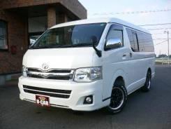 Toyota Hiace. автомат, передний, 2.7, бензин, 46 700 тыс. км, б/п. Под заказ