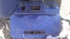 Накладка на дверь багажника. Toyota Hilux Surf, KZN185G, KZN185W, KZN185