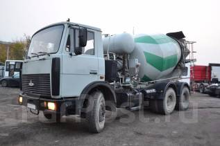 МАЗ 63038. Автобетоносмеситель 69361S на шасси -046, 14 860 куб. см., 7,00куб. м.