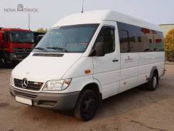 Mercedes-Benz Sprinter. Микроавтобус Mercedes Sprinter, 2 148 куб. см., 17 мест