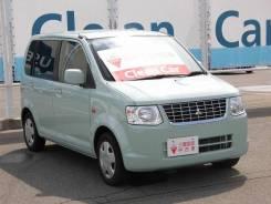 Mitsubishi eK-Wagon. автомат, 4wd, 0.7, бензин, 32 000 тыс. км, б/п. Под заказ