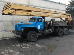 Урал 4320. Продаётся автовышка 28 метров, 28 м.