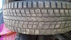 Dunlop Winter Maxx WM01. Зимние, шипованные, 2014 год, износ: 30%, 4 шт