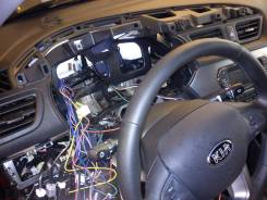 Установка автомобильных сигнализаций