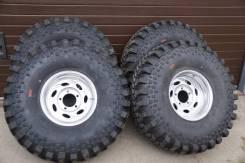 Новые шины 38/12,5R15 6PR CST-Maxxis CL18 + легчайшая ковка USA. 8.0x15 5x139.70 ET-30 ЦО 108,0мм.
