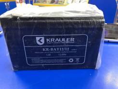 Батарея Krauler, свинцово-кислотная, 12В, 12Ач