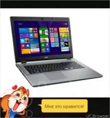 Acer Aspire E5-771G-55VP. WiFi, Bluetooth