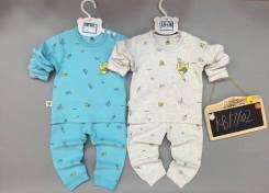 Пижамы. Рост: 68-74, 74-80, 80-86, 86-98 см