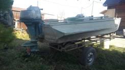 Казанка-М. Год: 1986 год, длина 1,00м., двигатель подвесной, 1,00л.с., бензин