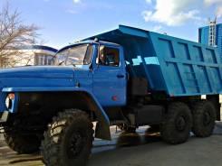 Урал 5557. Самосвал на шасси совок, 11 150 куб. см., 10 000 кг.