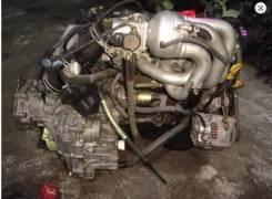 Двигатель в сборе. Toyota: Corolla, Raum, Corolla II, Sprinter, Caldina, Tercel, Paseo, Corsa, Cynos Двигатель 5EFE
