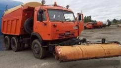 Камаз 65115. КДМ , 2007г. в., 120 т. км. в отличном состоянии Екатеринбург, 12 000 куб. см.