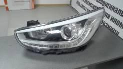 Фара. Hyundai Solaris, RB Двигатели: G4FC, G4FA