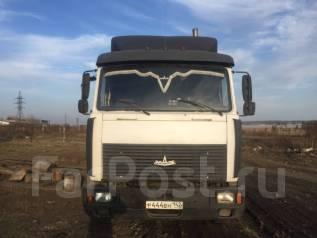 МАЗ 543205-226. Продаётся грузовик МАЗ, 12 000 куб. см., 20 000 кг.