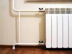 Установка и подключение радиаторов отопления и стояков