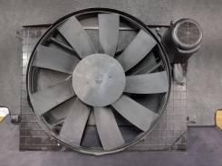 Вентилятор охлаждения радиатора. Mercedes-Benz S-Class, V220, W220 Mercedes-Benz CL-Class, C215 Двигатели: M112E28, M112E32, M113E43, M113E50, M113E55