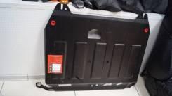 Защита двигателя пластиковая. Hyundai Solaris, RB Kia Rio, UB Двигатели: G4FC, G4FA
