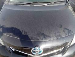 Капот. Toyota Prius a, ZVW40, ZVW40W, ZVW41, ZVW41W