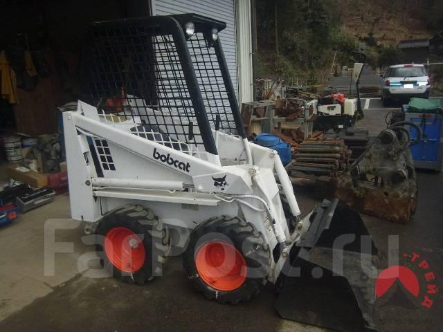 TCM. 315 бобкат(bobcat, погрузчик фронтальный) ковш 0,3 куба., 270 кг. Под заказ