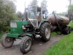 ЮМЗ 6К. Продам трактор юмз 6к с бочкой 6 куб под питьевую воду на шасси!, 95 куб. см.
