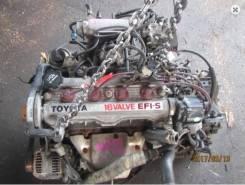 Двигатель в сборе. Toyota: Pixis Space, Corolla, Corolla Levin, Sprinter Trueno, Sprinter Двигатель 5AFHE