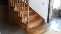 Изготовление деревянных лестниц, дверей, корпусной мебели на заказ