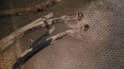 Рессора. Mitsubishi L200, KB4T, pickup Двигатели: 4D56, HP