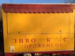 Adamoli. Продам торговый вагон, 750кг.