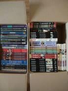 Продам диски и книги Манга.