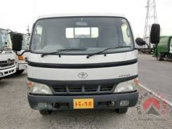Toyota Dyna. бортовой грузовик, длинномер. 3,5 тонны! 6 шпилек, 4 000куб. см., 3 500кг., 4x2. Под заказ