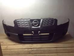 Бампер. Nissan Qashqai, J10E, J10
