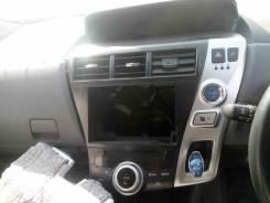 Блок управления климат-контролем. Toyota Prius a, ZVW40, ZVW40W, ZVW41, ZVW41W
