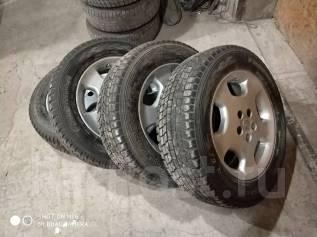 Комплект зимних колес 225/65/R17. 6.5x17 5x114.30 ET35