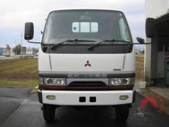 Mitsubishi Canter. мостовой бортовой 4вд, двигатель 4D35, 4 600куб. см., 3 000кг. Под заказ