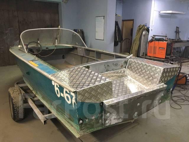 Мастерская компании Сварог выполнит ремонт катеров и лодок! !