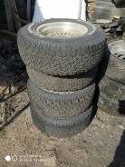 "Комплект колес с вылетом 30"" на BF Goodrich R15 с Hiace KZH106. x15 6x139.70"